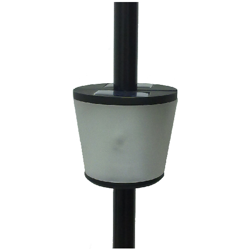 Luminaire solaire rona for Luminaire solaire terrasse