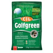 Lawn fertilizer 22-0-5