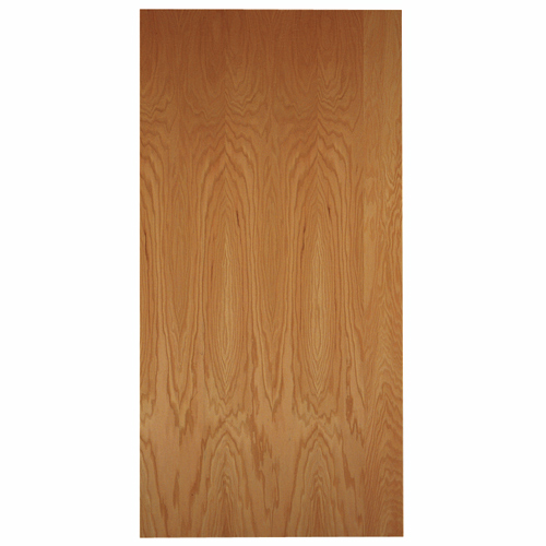 "Plywood - Oak - B2 - 3/4"" x 4' x 8'"