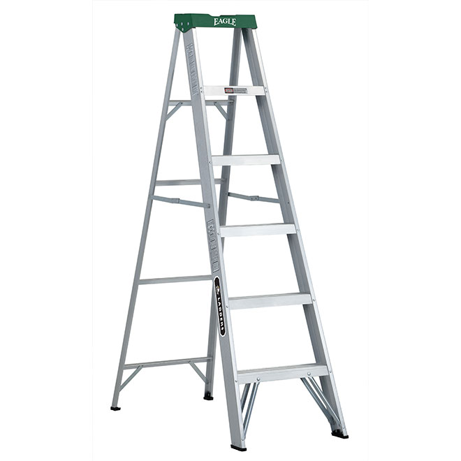 Stepladder - 6-Ft. Professional Stepladder
