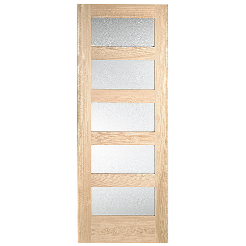 """Morocco"" 5-Lite French Door - 24"""