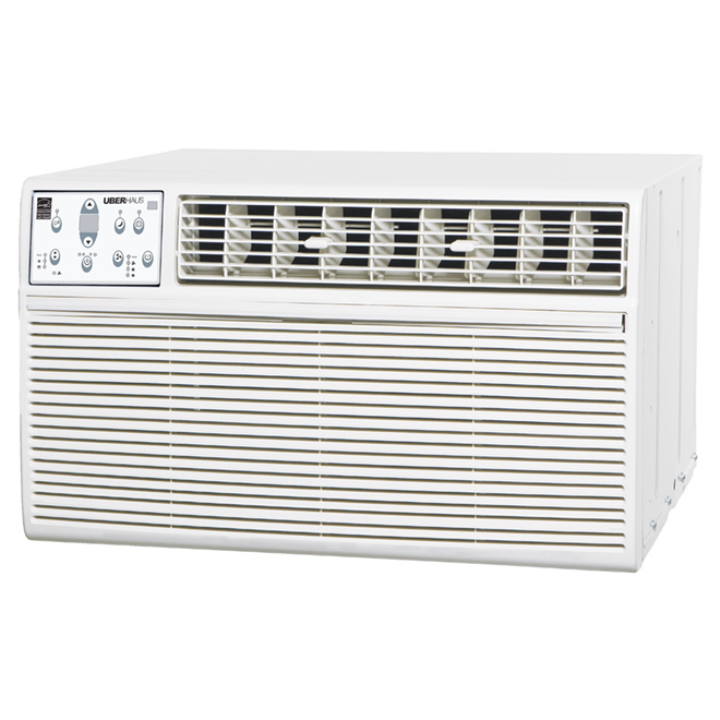 Wall mounted air conditioner 10 000 btu rona for Climatiseur mural quebec