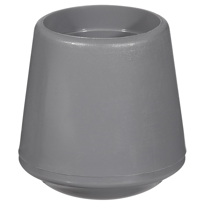 "Paving Stone Protector Cap 1 1/4"" - Grey"