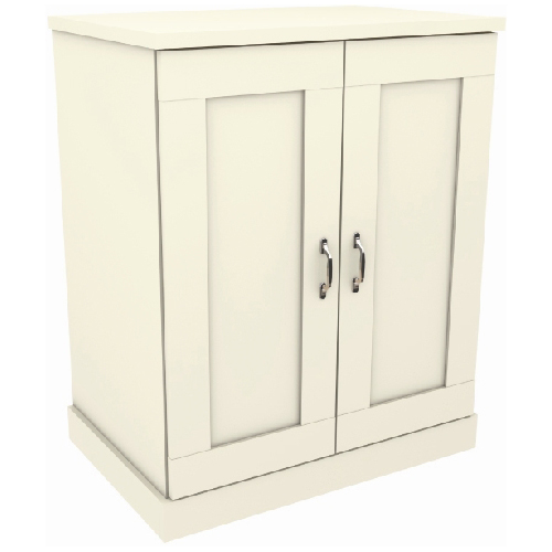 "3-Drawer Kitchen Base Cabinet 36.63"" - White"