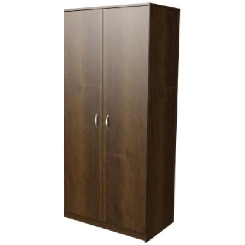 armoire de rangement 2 portes rona. Black Bedroom Furniture Sets. Home Design Ideas