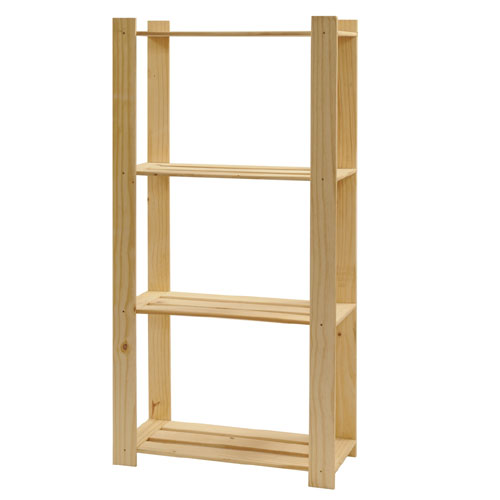 4-Shelf Unit