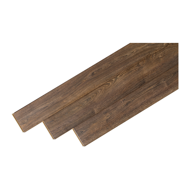 Laminate Flooring 12mm - Megaloc - Marone Oak
