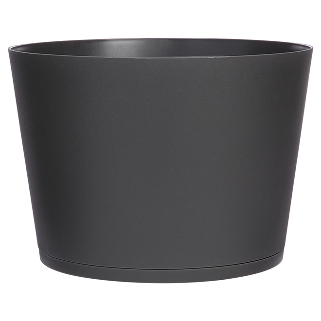 Pot empilable « Tokyo », 14 po, anthracite