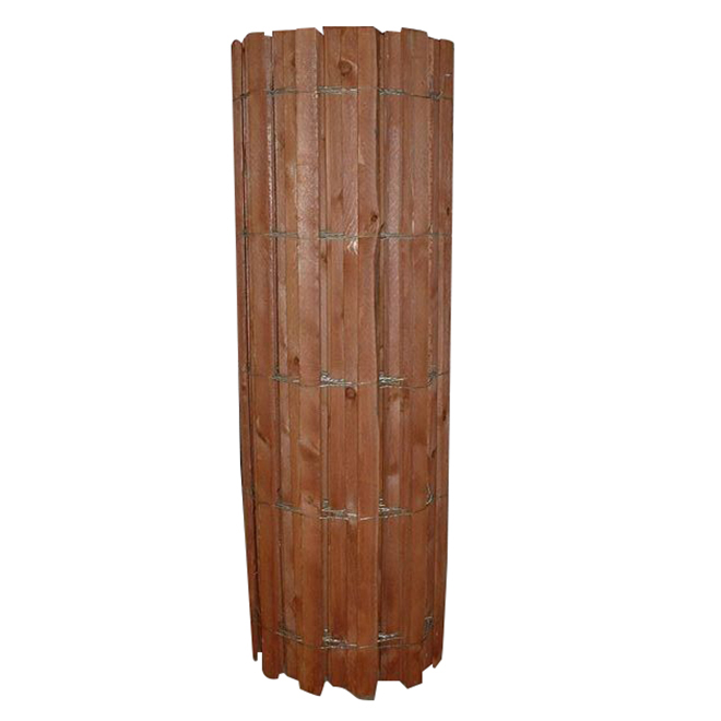 Wood Snow Fence - 14 GA - Wire Bound - 48\