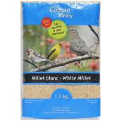 White Millet Wild Bird Food - 1.5 kg