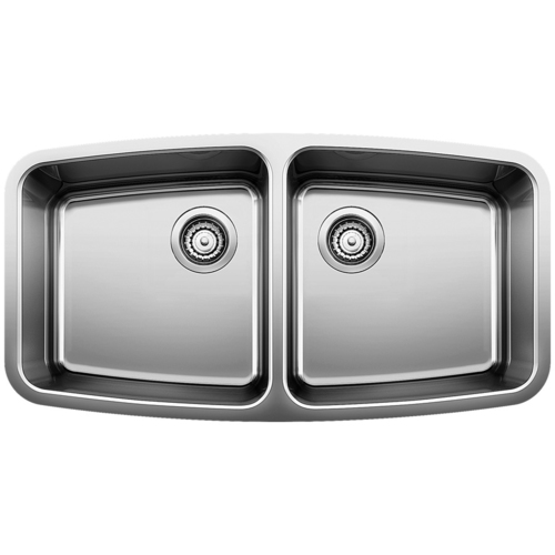 1 1/2 Sink Performa - Stainless Steel - 33 x 20""