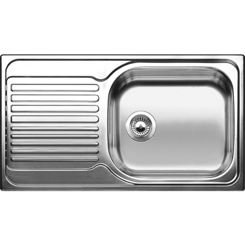 Single Sink Tipo - Stainless Steel - 37.5 x 19.75""