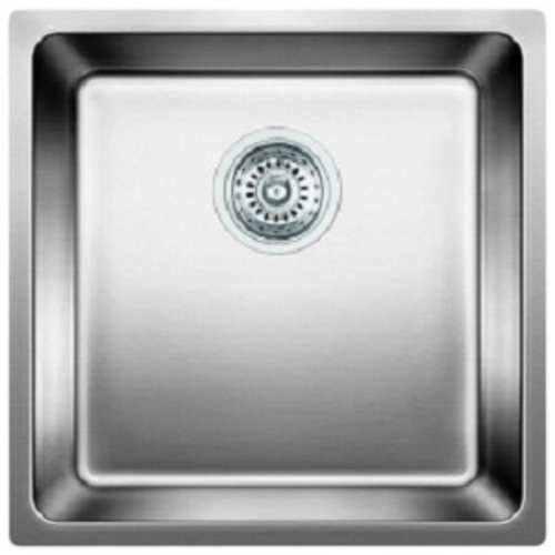 Single Sink Andano - Stainless Steel - 17.75 x 17.75""
