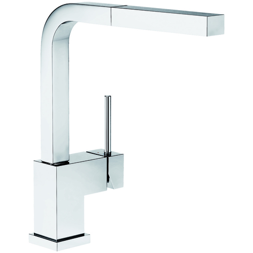 "Kitchen Faucet ""Silhouette"" Silgranit® - Bright Chrome"
