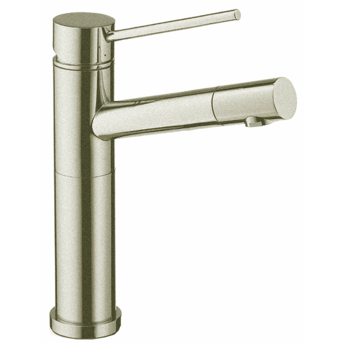 "Kitchen Faucet ""Alta"" - Matte Stainless Steel"