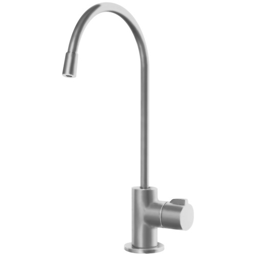 "Kitchen Faucet ""Sola"" - Matte Stainless Steel"