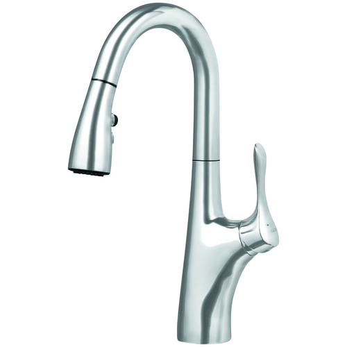 "Bar Faucet ""Napa"" - Matte Stainless Steel"