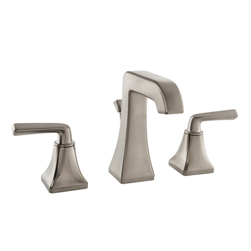 "Lavatory 2-Handle Faucet - ""Park Avenue"" - Brushed Nickel"