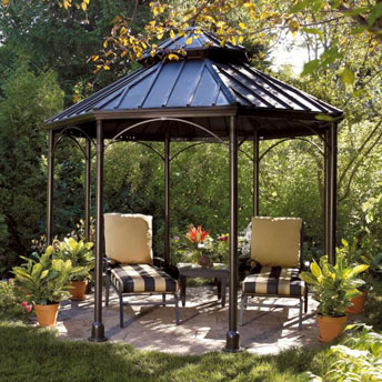 Sun shelters buyer 39 s guides rona rona for Abri mural sun shelter