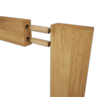 Wood Assembly Dowel Joint Rona