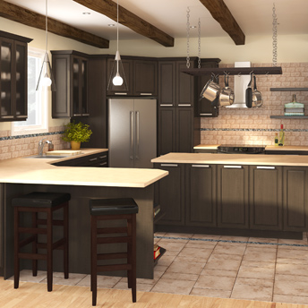 Cabinets Faucets Flooring For Kitchen Renovation Designs RONA