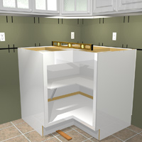 Level-kitchen-base-cabinet