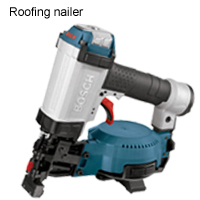 Roofing-nailer
