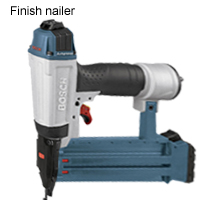 Finish-nailer