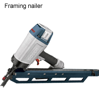 Framing-nailer