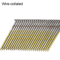 Wire-colated