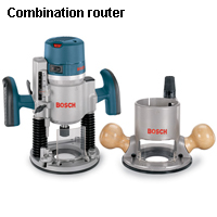 Combination router