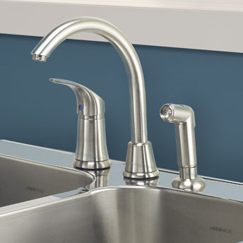 Rona Kitchen Sinks : Kitchen faucets - BUYERS GUIDES RONA RONA