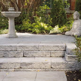 Plan a landscaping project with pavers planning guides for Plan pour patio exterieur