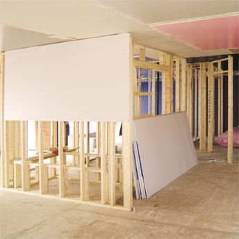 how to find wooden studs behind plasterboard