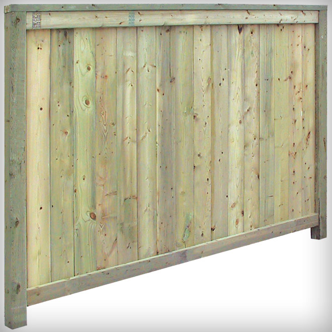 Fence Packages How To Build Your Own Fence Rona Diy