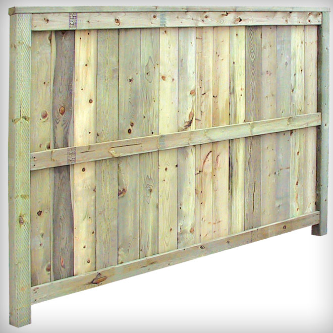 Kitchen island build your own - Fence Packages How To Build Your Own Fence Rona Diy Packages