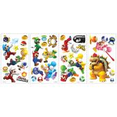 Peel and Stick Wall Decals - Nintendo Super Mario