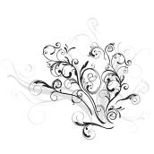 Peel and Stick Wall Decals - Forever Twined