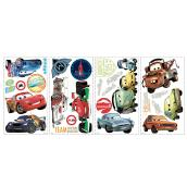 Peel and Stick Wall Decals - Disney Pixar Cars 2
