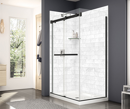 Shower Stalls And Kits Showers Rona