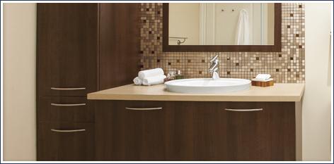 Inspiration salle de bains armoires et meubles lavabos for Catalogue sdb