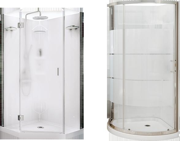 bathroom inspiration - bathtubs, showers and toilets | rona