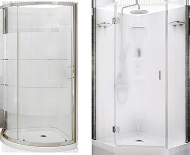 Porte de douche rona portes de bain portes de coin with for Porte de douche rona