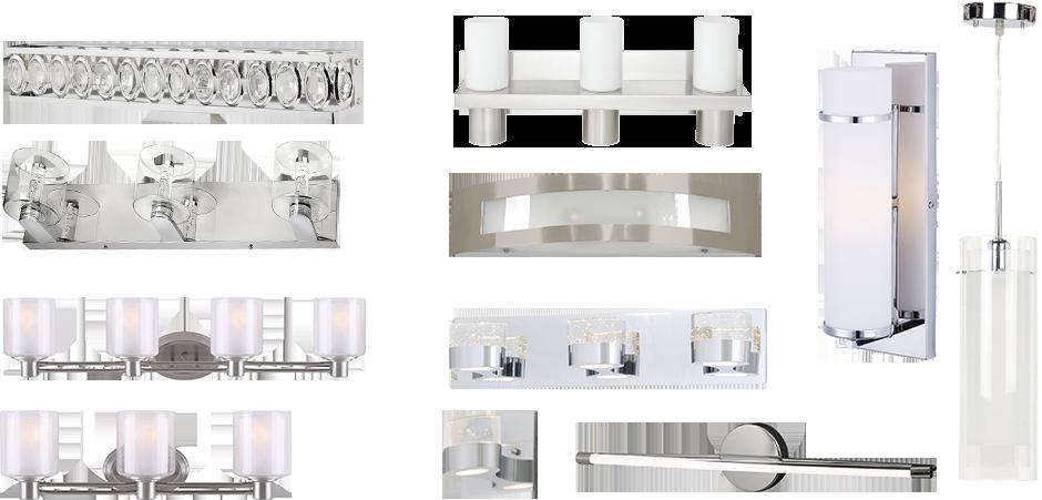 Inspiration salle de bains luminaires rona for Rona salle de bain