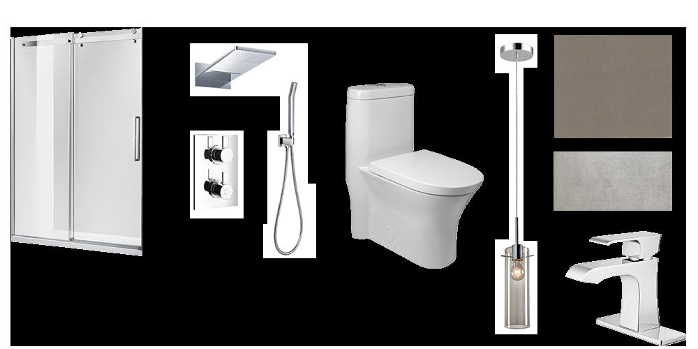 Inspiration salle de bains les tendances rona for Robinet salle de bain rona