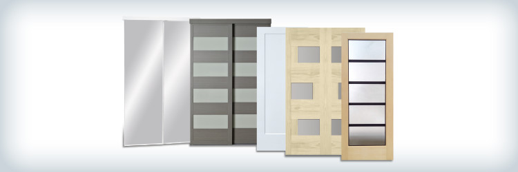 Save on select interior doors
