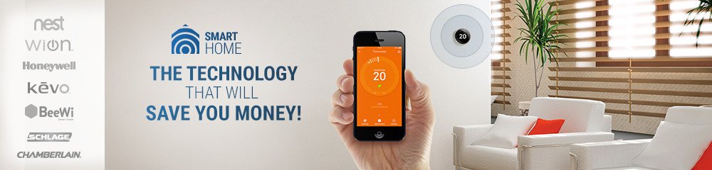 Smart home - The technology that will save you money!