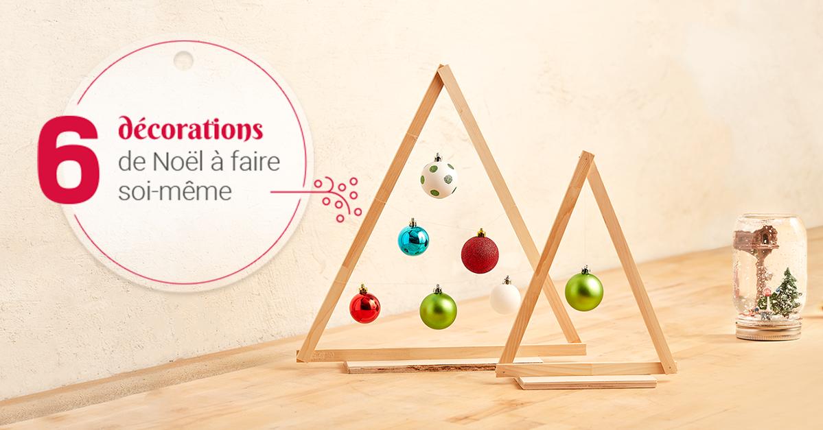 DIY Christmas Decorations | RONA