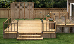 Deck and patio construction & Installation Services Rona | install-outdoor