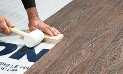 flooring and mouldings